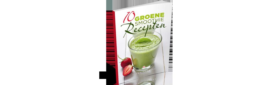 Gratis heerlijke groene smoothie recepten